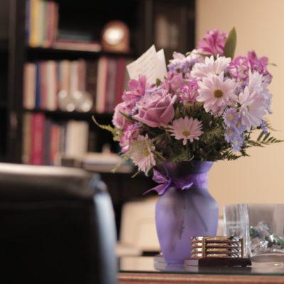 Adopter le rose poudré pour sa décoration intérieure